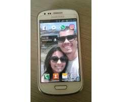 Samsung Siii Mini sin Detalles