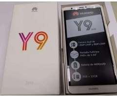 Vendo Huaweii Y9