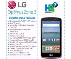 Lg Optimus Zone 3 4g Quadcore 8gb 16gb