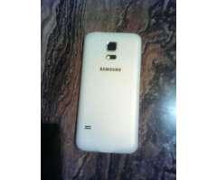 Samsung S5 Mini Blanco Impecable