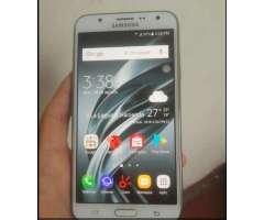 Samsung galaxy j7 perfecto estado.