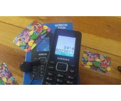 Telefono Samsung Basico Economico Barato