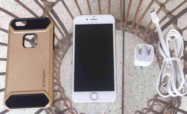 Vendo o cambio Iphone 6s Gold de 64gb