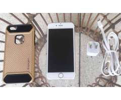 Vendo o cambio Iphone 6s Gold de 64gb