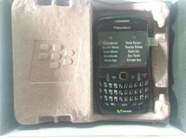BlackBerry Curve 8520 Nuevo