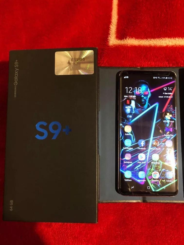 Samsung S9 Plus Liberado De Fabrica 64gb