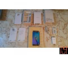 Samsung s6 edge vendo por emergencia