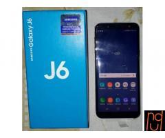 Samsung J6 2018 Nuevo