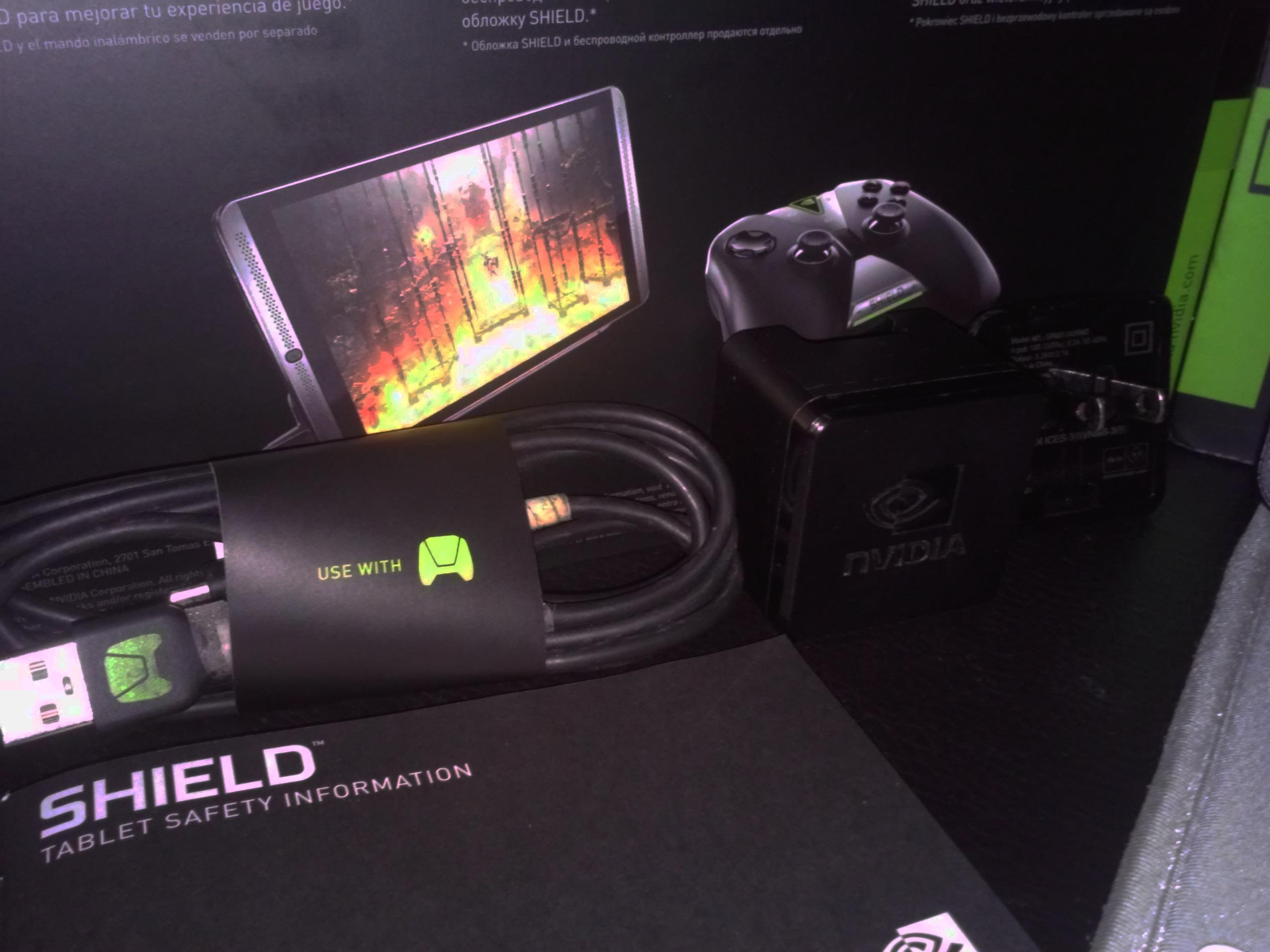 NVIDIA SHIELD Tablet + Control Xbox 360 Inalambrico Y Mas!
