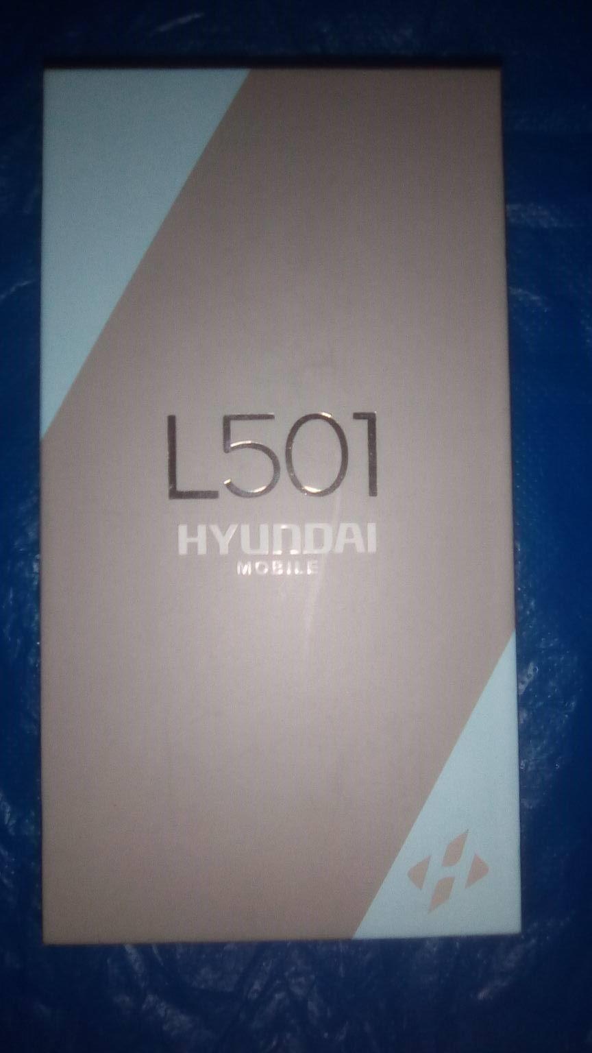 L 501 HYUNDAI