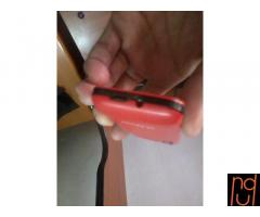 Remato Telefono D'tech Color rojo