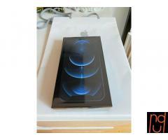 iPhone 12 Pro Max - 512GB - Pacific Blue (Unlocked),