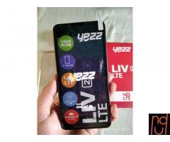 se vende yezz liv 2 con caja y todos sus accesorios android 11.00 pie